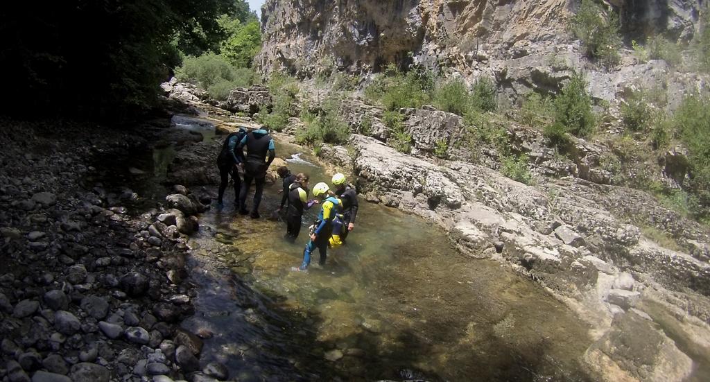 Barrancos - Campo (Huesca) - Pirineo Aragonés