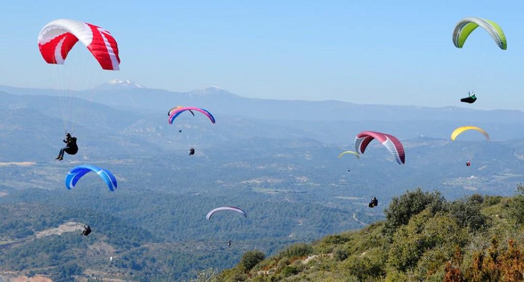 Parapente - Campo (Huesca) - Pirineo Aragonés