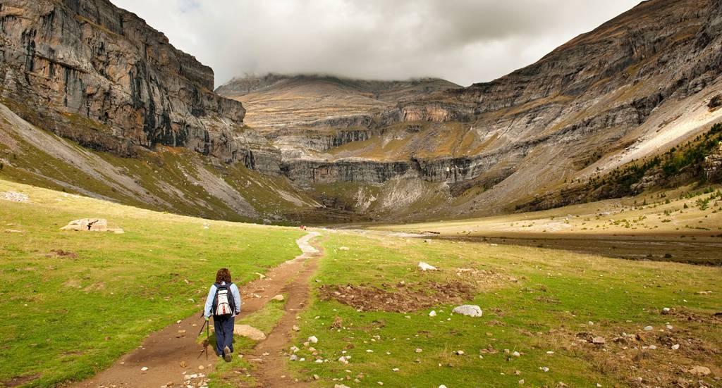 Parque Nacional de Ordesa y Monte Perdido (Huesca) - Pirineo Aragonés
