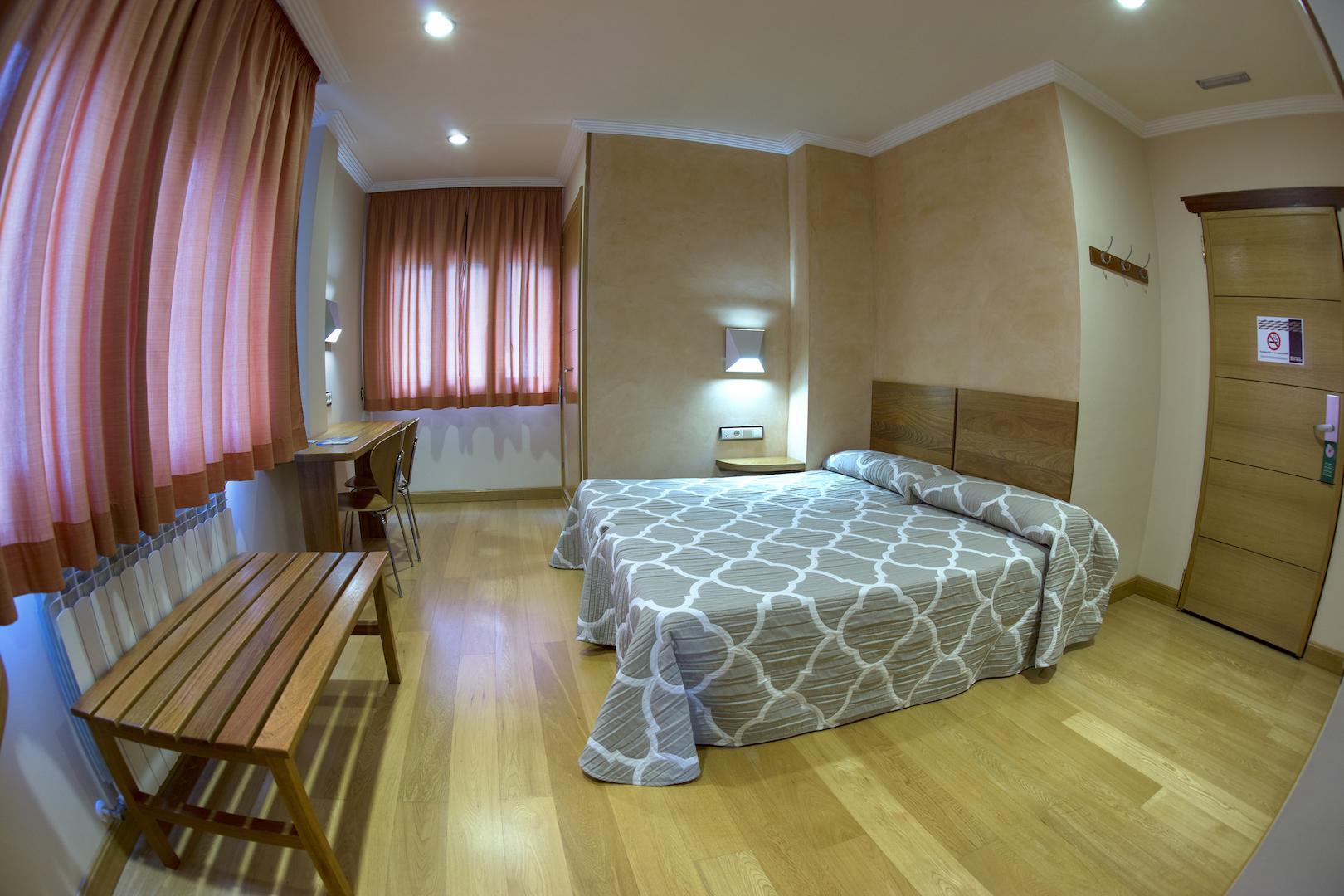 Habitación superior - Hotel los Nogales