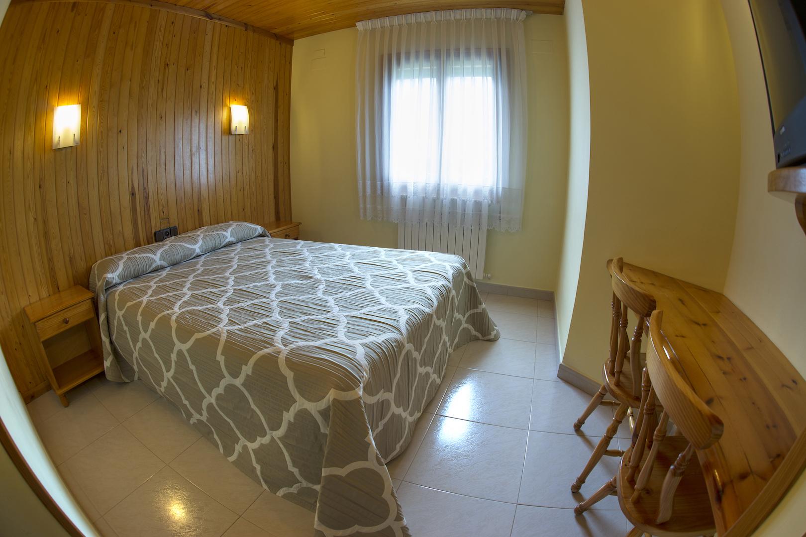 Habitación doble estandar - Hotel los Nogales