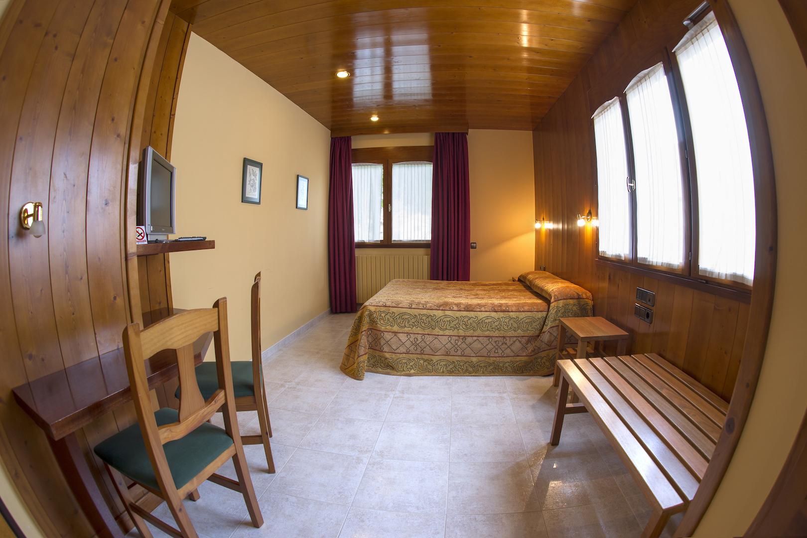 Habitación doble superior - Hotel los Nogales