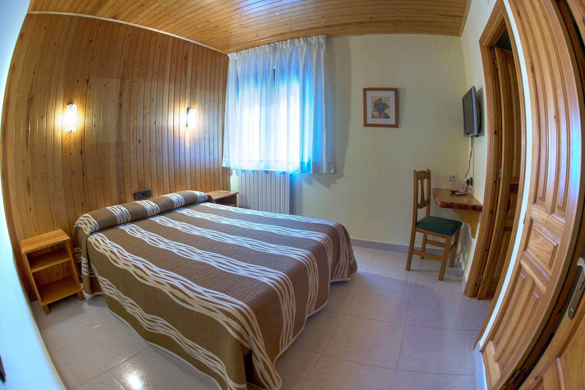 Habitación individual - Hotel los Nogales