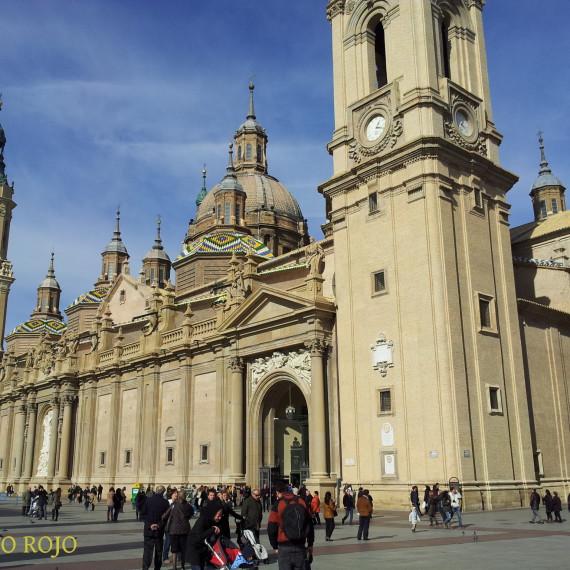 Basílica de Nuestra Señora del Pilar - Zaragoza