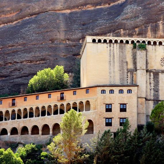 Basilica de la Virgen de la Peña - Graus (Huesca)