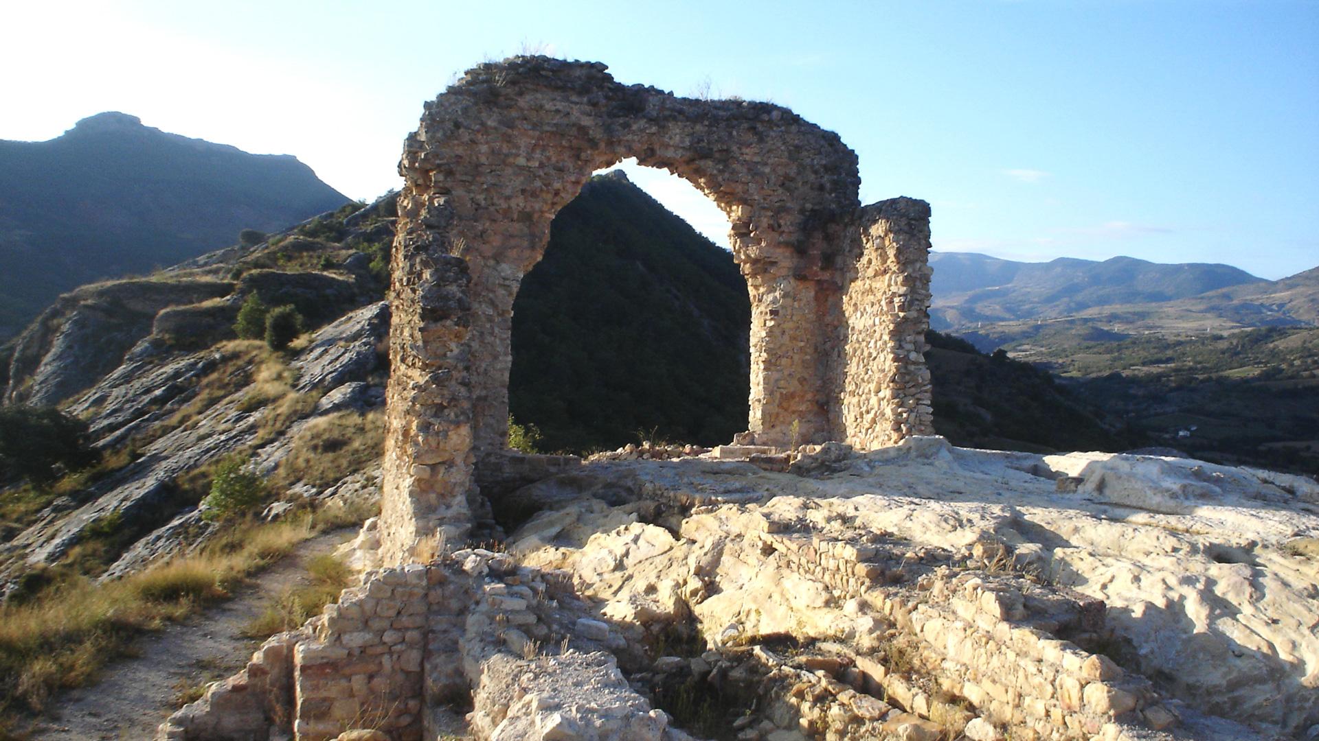 Castillo de Aren - Aren (Huesca)