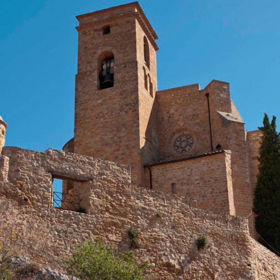 Castillo de Benabarre - Benabarre (Huesca)