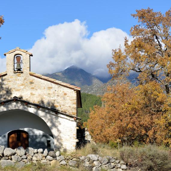 Ermita de San Belastuto - Campo (Huesca)