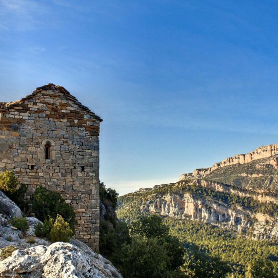 Ermita de Santa Quiteria - Montfalco (Huesca)