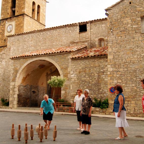 Iglesia de Campo - Campo (Huesca)
