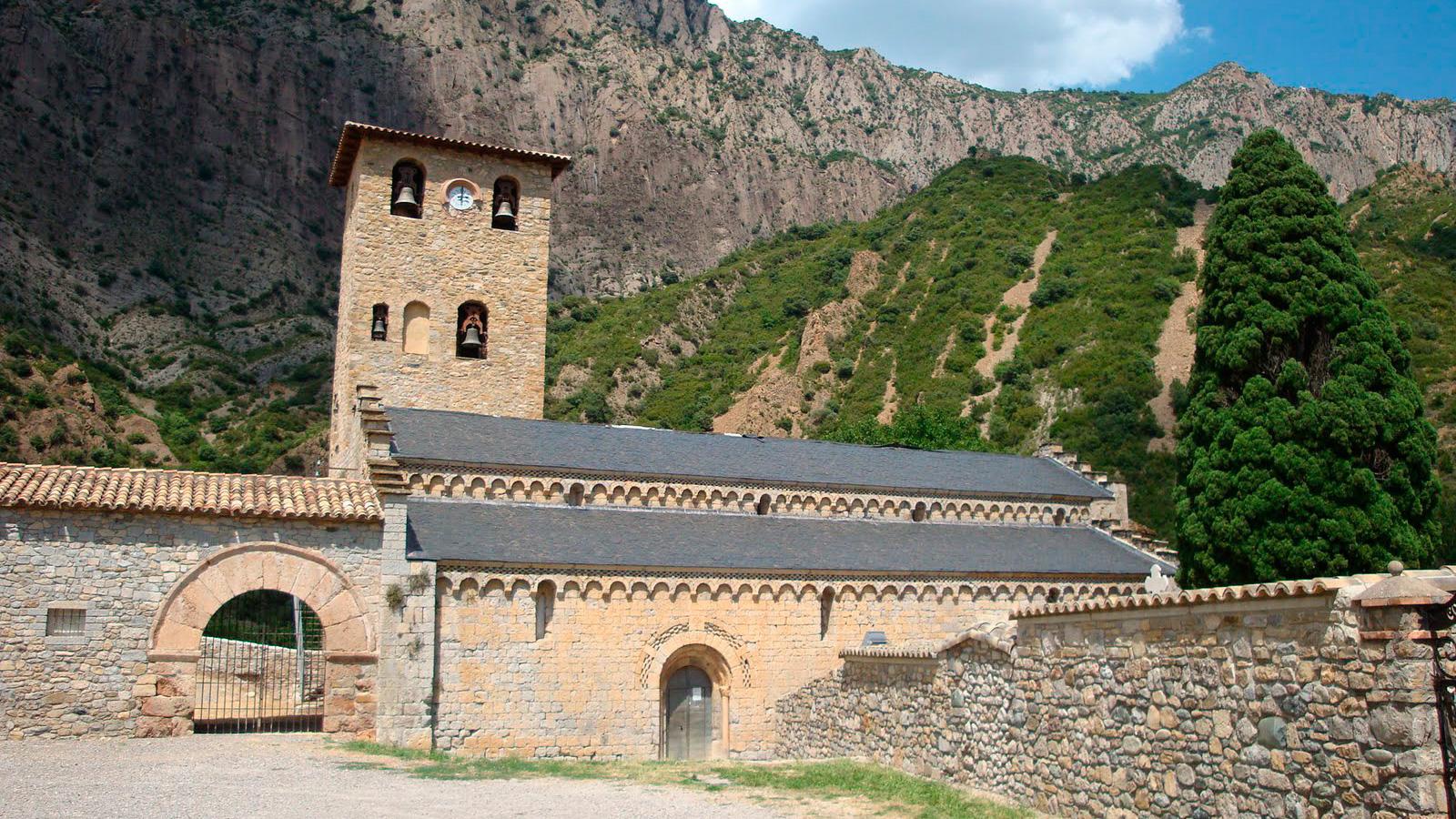 Monasterio de Alaon - Sopeira (Huesca)