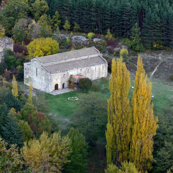 Monasterio de Santa Maria de Obarra - Beranúy (Huesca)