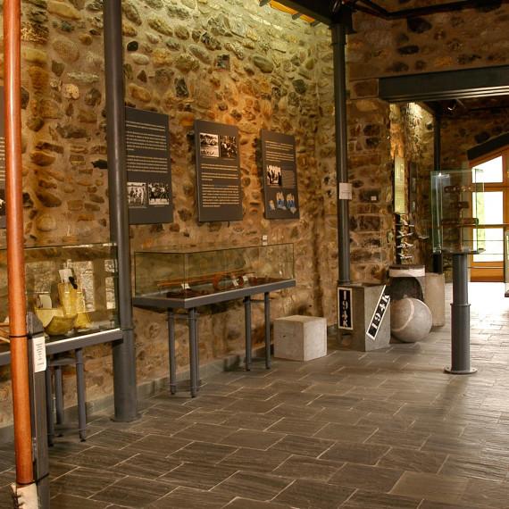 Museo de Juegos Tradicionales - Campo (Huesca)