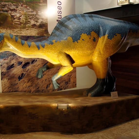 Museo de Los Dinosaurios - Aren (Huesca)