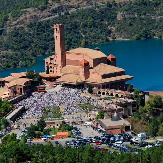 Santuario de Torreciudad (Huesca)