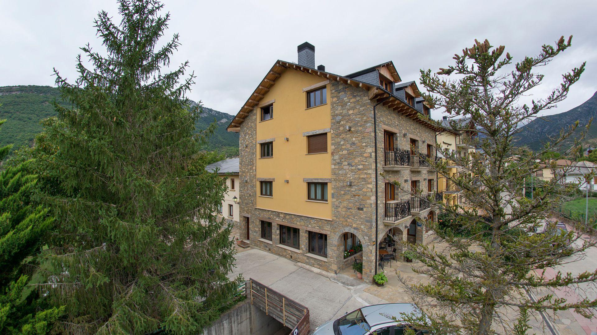 L'hôtel que vous recherchez dans le cœur des Pyrénées