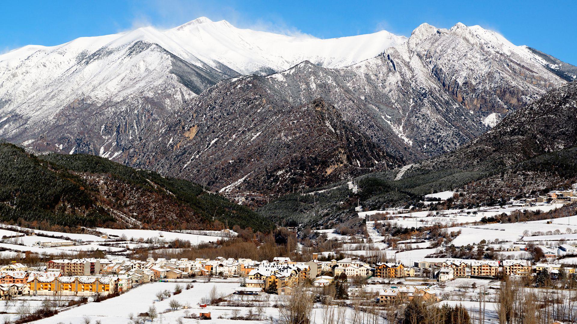 Les Pyrénées au bout des doigts