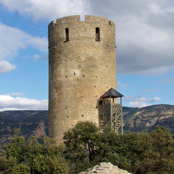 Torre de Fantova - Puebla de Fantova (Huesca)