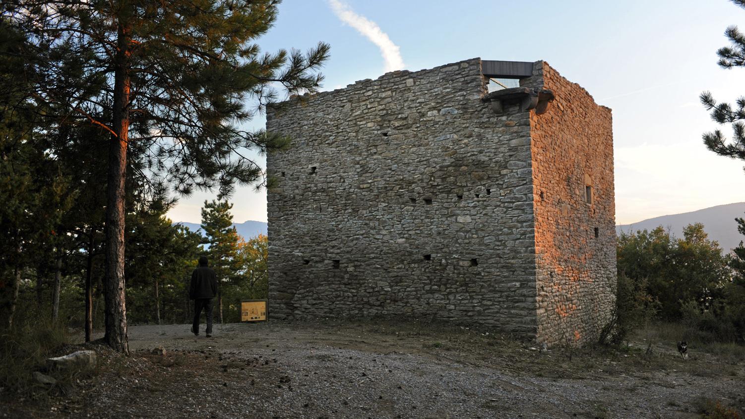 Torre de Los Moros - Lascuarre (Huesca)