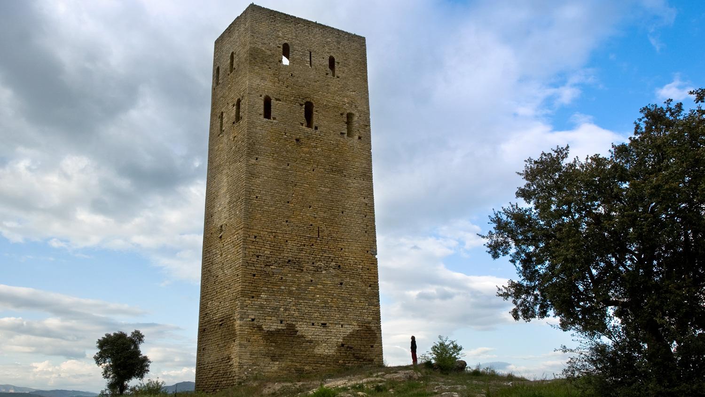 Torre de Luzas - Tolva (Huesca)