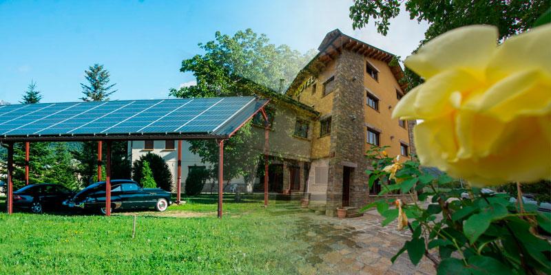 Hotel Ecológico
