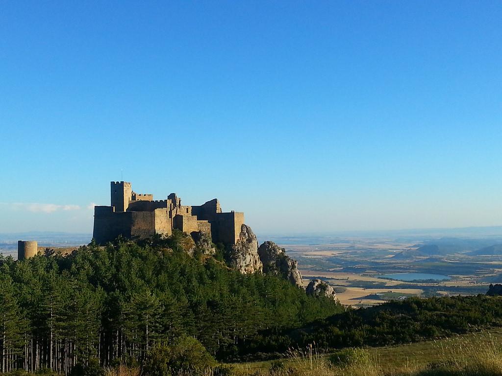 castillos huesca