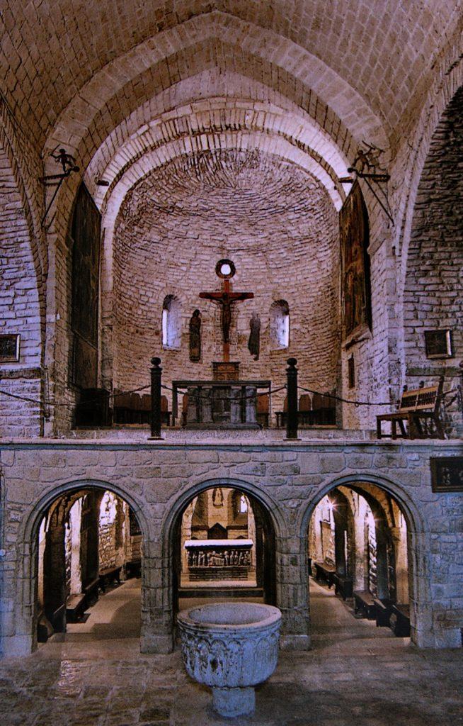 Cripta catedral