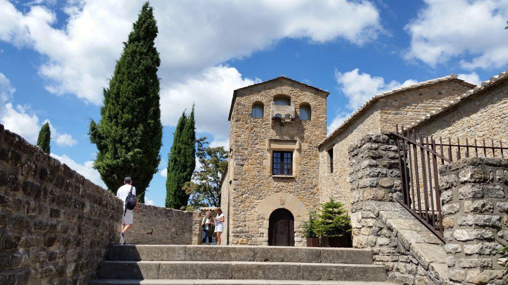 palacio roda de isabena